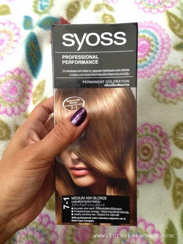 Hair color shampoo in the philippines