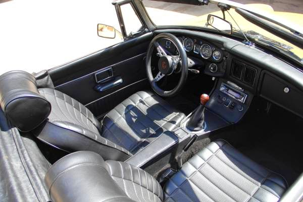 Mg Mgb Roadster Interior on mg mgb sports cars