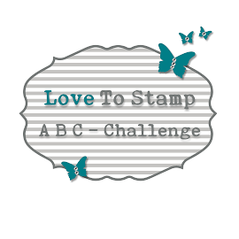 Logo Love To Stamp