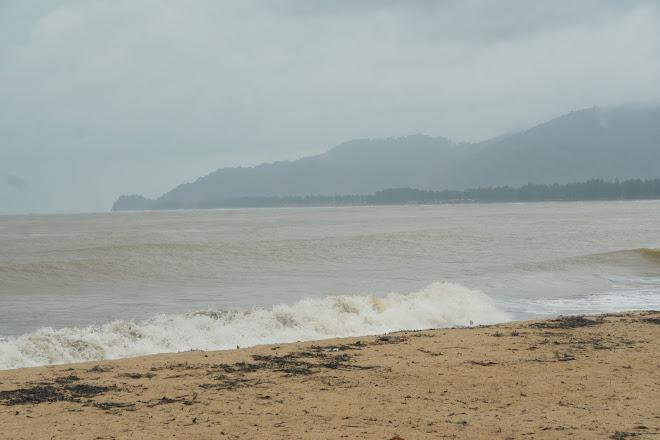 Kuala Dungun beach