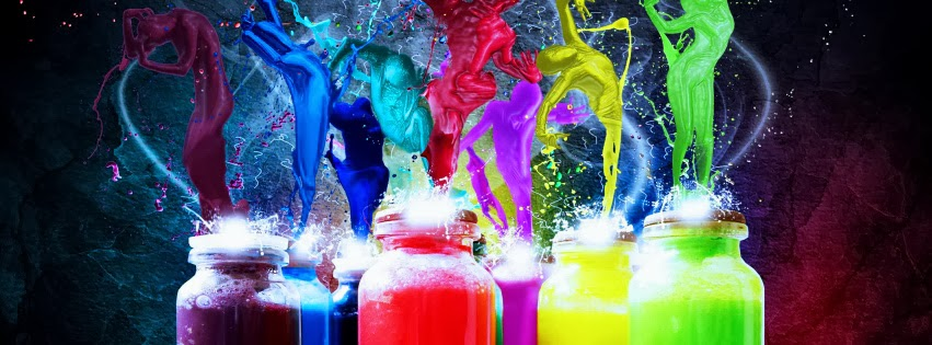 colorful-candles-facebook-cover