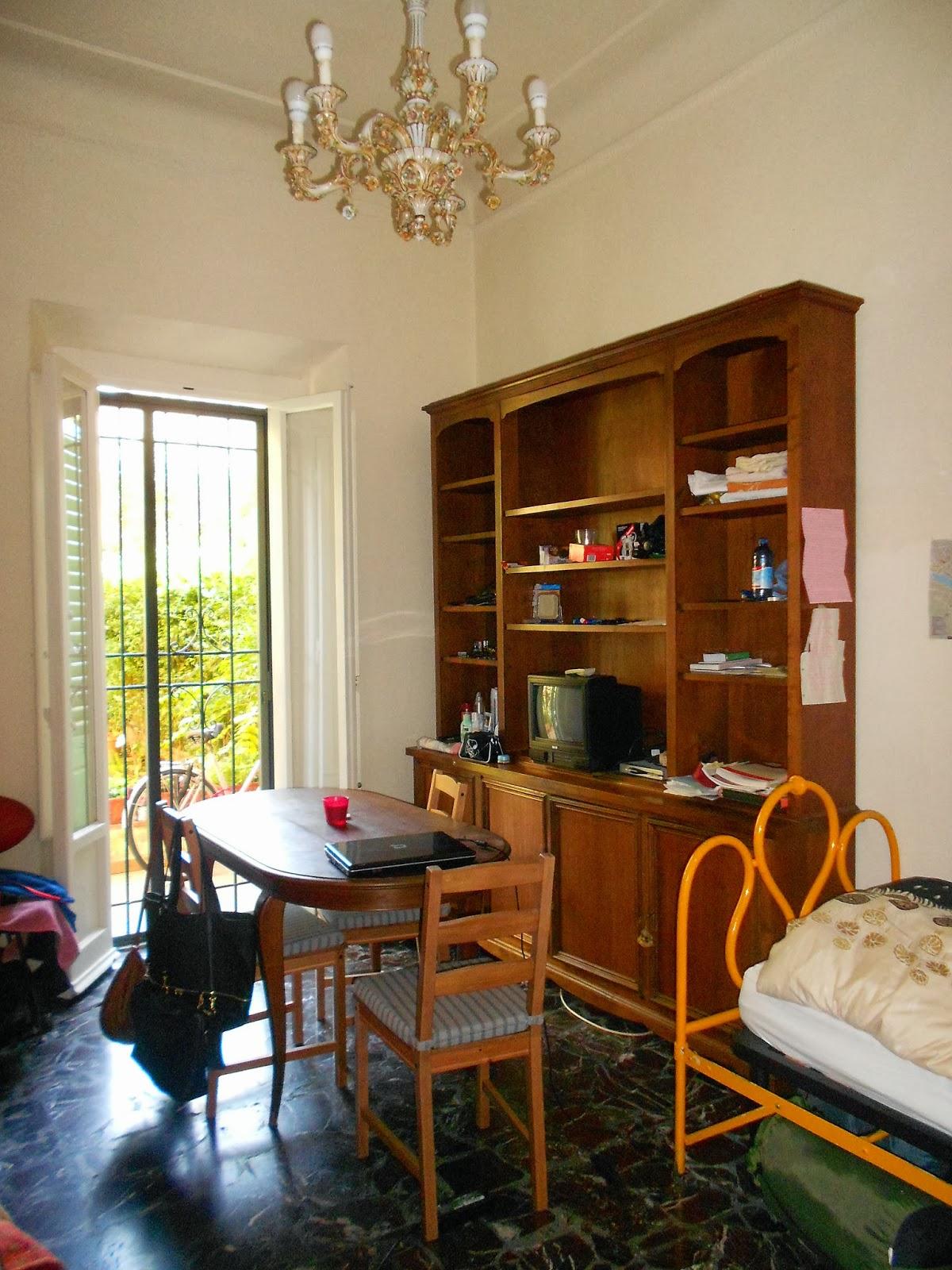 Studentenzimmer in florenz 3 raum wohnung via squarcialupi 3er wg provisionsfrei - Studentenzimmer hamburg ...
