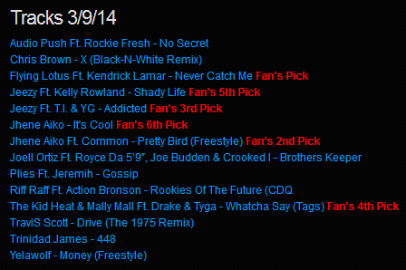 Download [Mp3]-[NEW TRACK RELEASE] เพลงสากลเพราะๆ ออกใหม่มาแรงประจำวันที่ 3 September 2014 [Solidfiles] 4shared By Pleng-mun.com