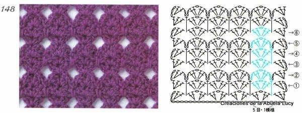 CrochetArt punti uncinetto facili