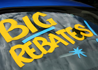 46456 rebates and incentives on new cars