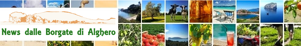 News delle Borgate di Alghero - Porto Conte