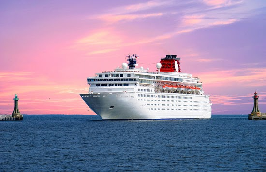 The World's Best Luxury Cruise Liners