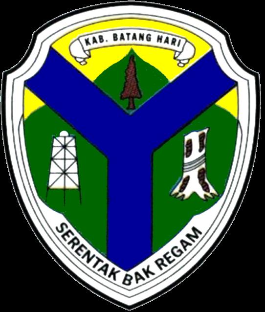 Logo Kabupaten Kota Logo Kabupaten Batanghari Jambi