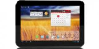 ZTE V72A, Tablet Jelly Bean Berprosesor Dual Core 1,2 GHz