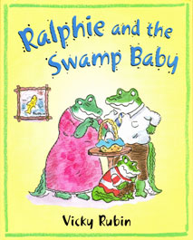 My Books: Ralphie and the Swamp Baby