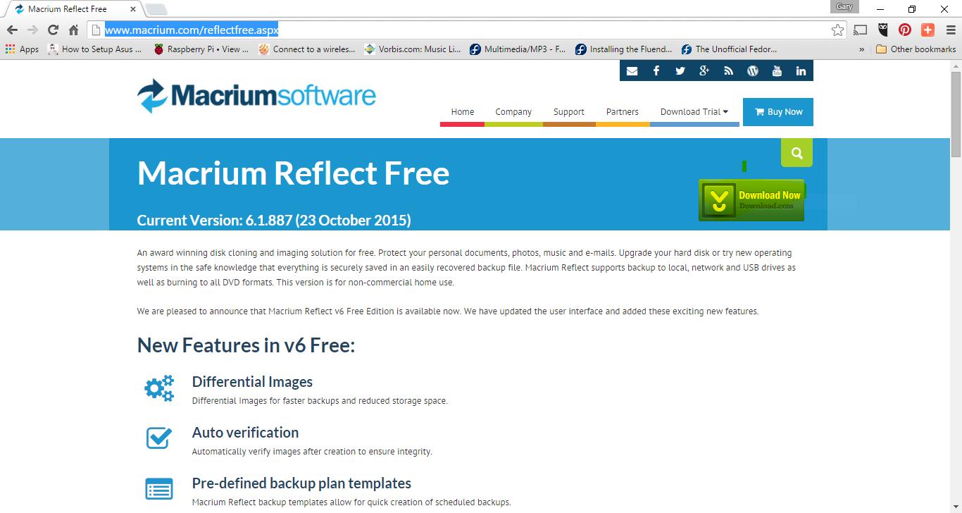 macrium reflect vs minitool partition wizard