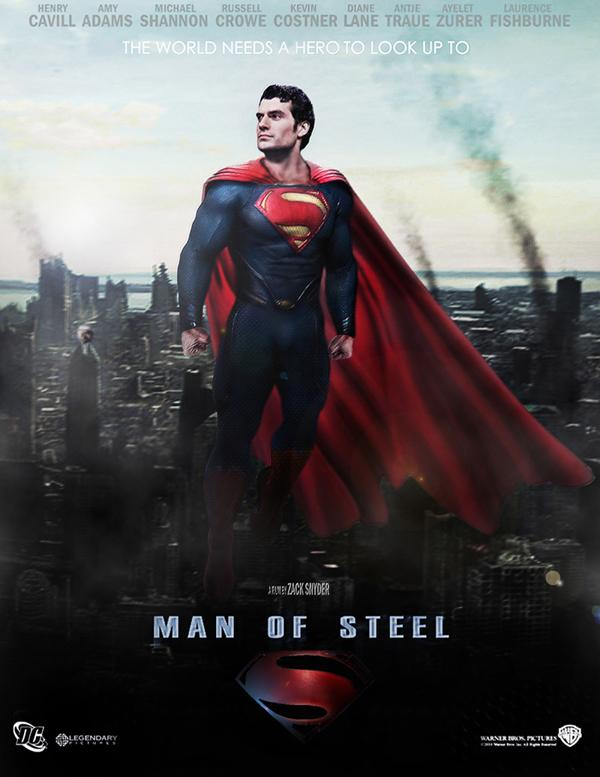 EL CINE QUE VIENE.: MAN OF STEEL. (TERCER TRAILER)