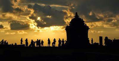Tempat indah di Jogja untuk berburu sunset