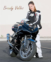 Brandy Valdez Freestyler Cantik Berprestasi