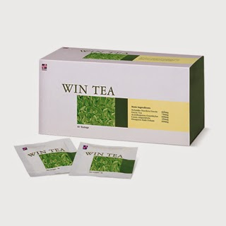 Minuman Herba Win Tea