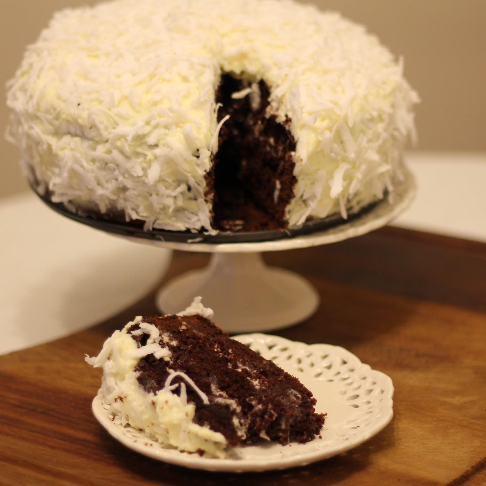 Old Fashioned Chocolate Cake Gluten Free America S Test Kitchen