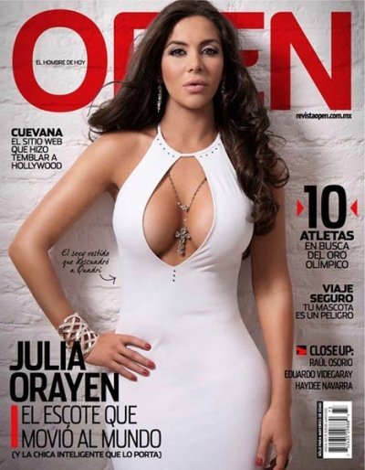 Julia Orayen hot and sexy Pictures
