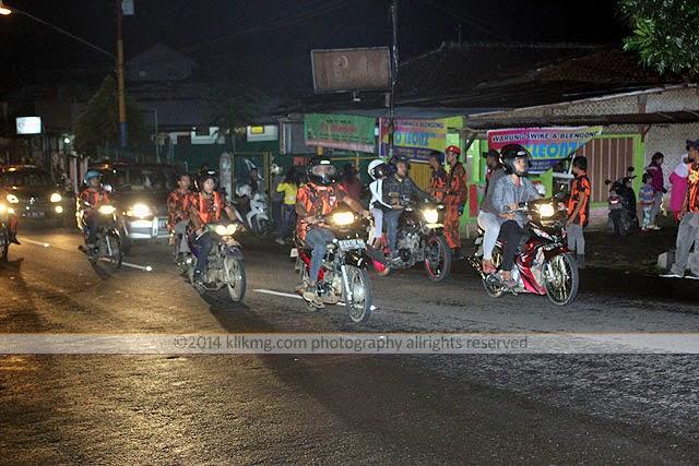 Gempita Malam Pergantian Tahun 2014 ke Tahun Baru 2015 di Baturranden - Banyumas, Jawa Tengah   Foto oleh KLIKMG Fotografer Purwokerto