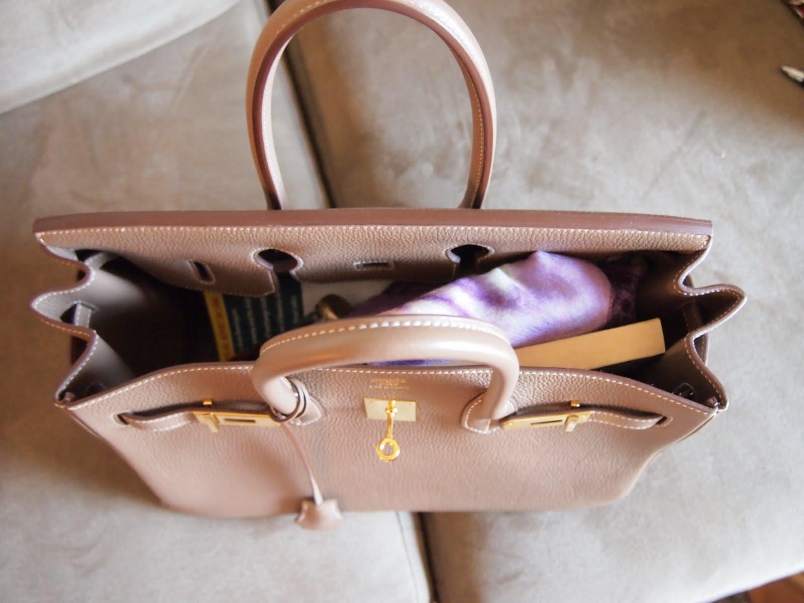 Hermes Birkin 30cm and 35cm vs. Chanel
