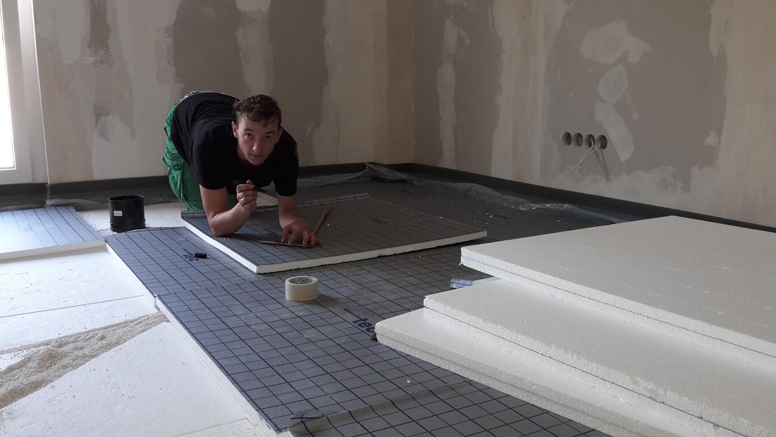 abenteuer ausbauhaus bodend mmung und vorbereitungen fussbodenheizung dg. Black Bedroom Furniture Sets. Home Design Ideas