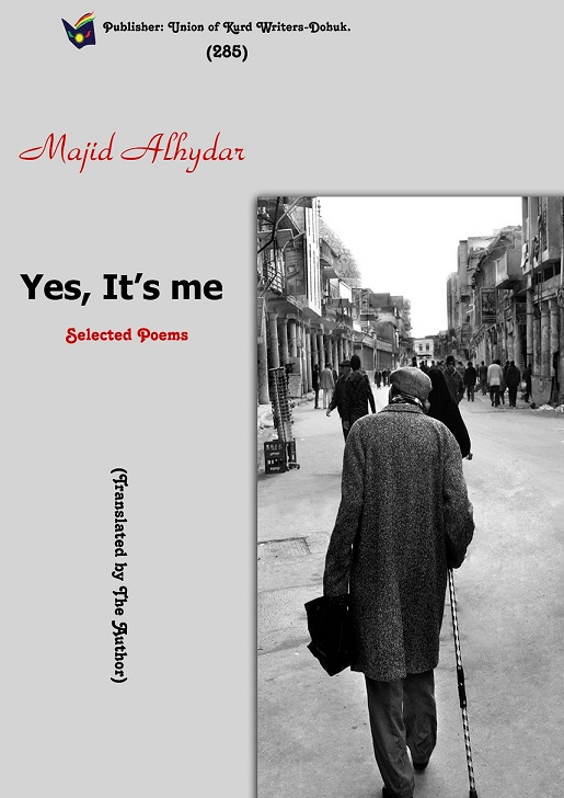 yes,It's me-Selected Poems