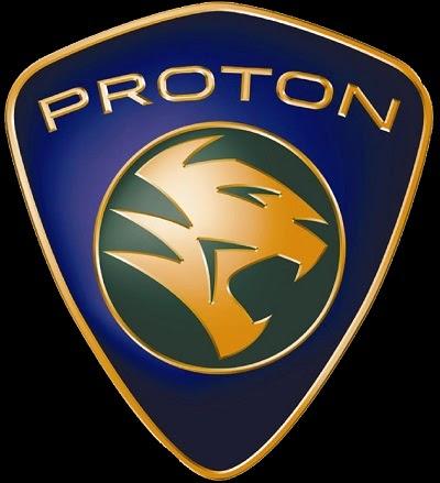 Logo Perusahaan Otomobil Nasional Sdn Bhd (PROTON)
