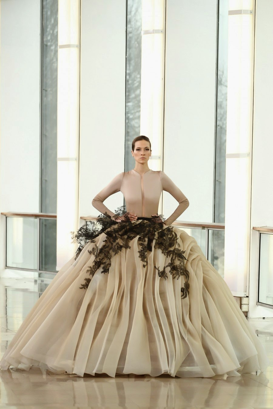 Stephane Rolland 2015 Haute Couture
