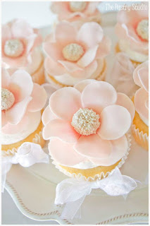 Rosa de Fantasia Cupcake Tutorial
