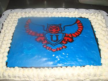 Torta Univ. de Chile  (40 personas)