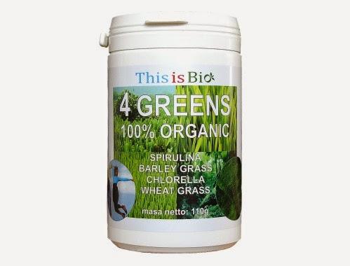 4 greens