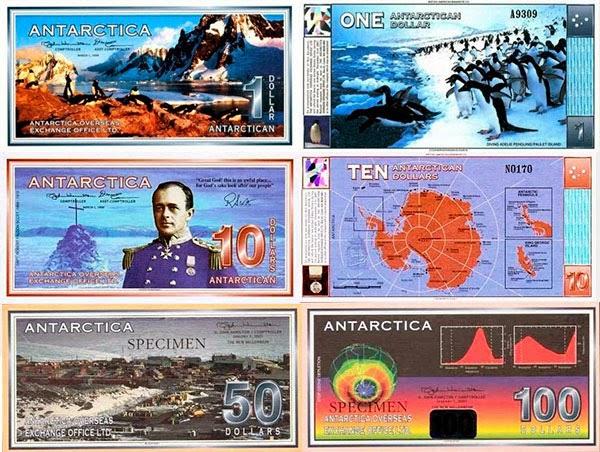 Антарктические доллары