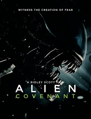 Alien Covenant 2017 Dual Audio HDCAM 400mb