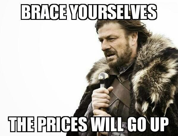 Meme Lucu Kenaikan BBM Bermunculan