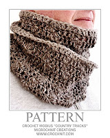 how to crochet, crochet patterns, cowl, scarf, mobius, crochet for men,