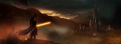 Couverture facebook Star Wars 7