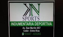 INDUMENTARIA DEPORTIVA