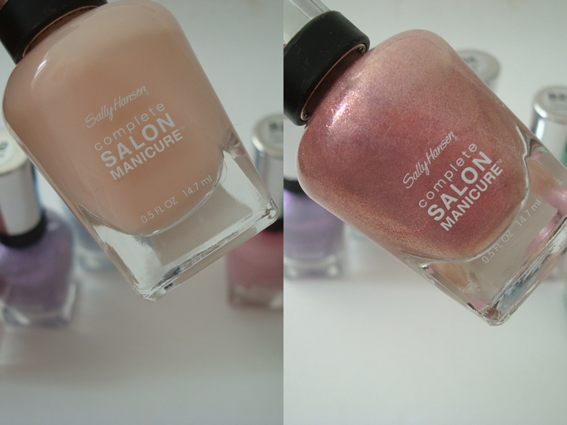 Sally Hansen - Pastels on Pointe Kollektion