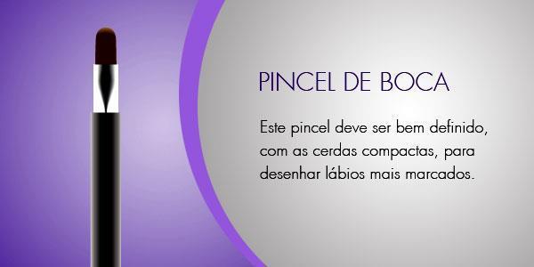 Pincel de Boca