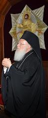 Ο Οικουμενικός Πατριάρχης κ.κ. Βαρθολομαίος