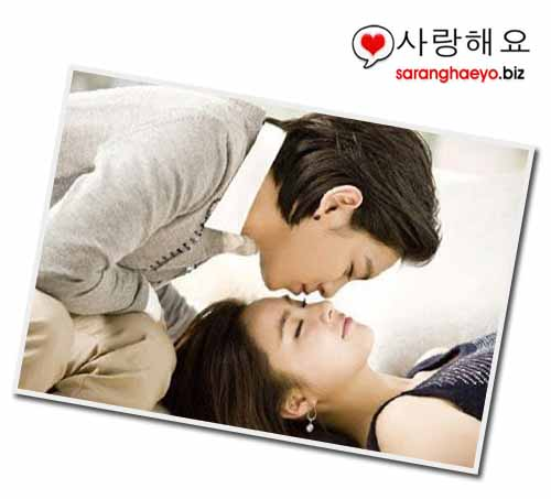 [Video] Cara Ciuman Bibir Ala Korea