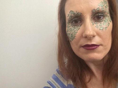 Maquillaje de Halloween inspirado en MAC