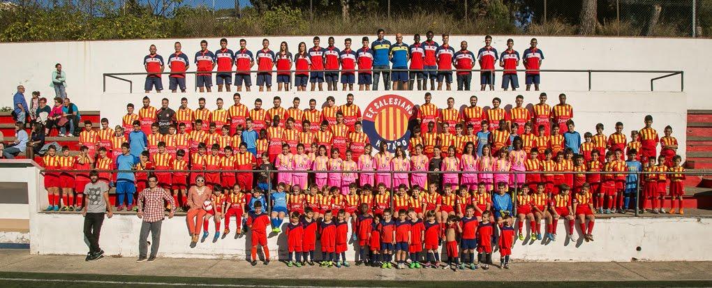 Escola de Futbol Salesians de Mataró