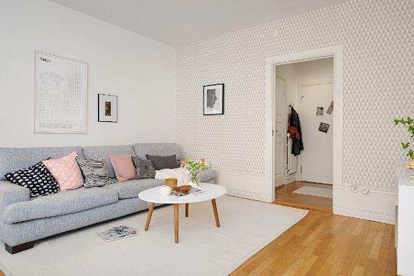 Papel pintado salon decorar tu casa es - La casa del papel pintado ...