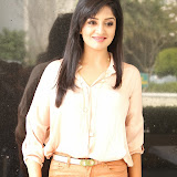 Vimala Raman Latest Photos in Jeans at Trendz Life Style Expo 2014 Inauguration 005