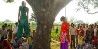 niñas india violadas