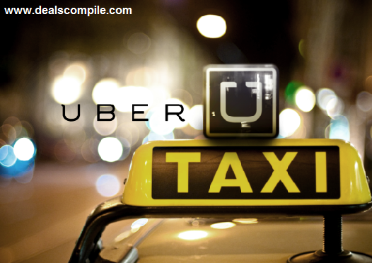 Free Uber Cab Ride worth Rs.250
