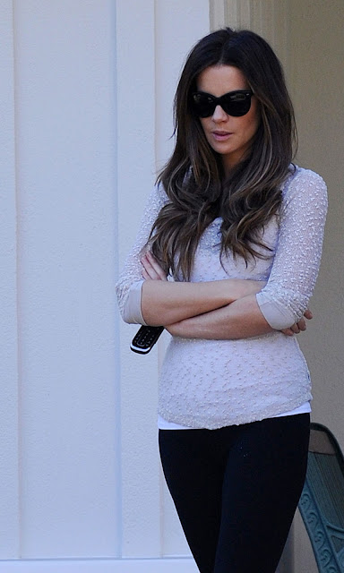 Kate Beckinsale in Beverly Hills-Photos