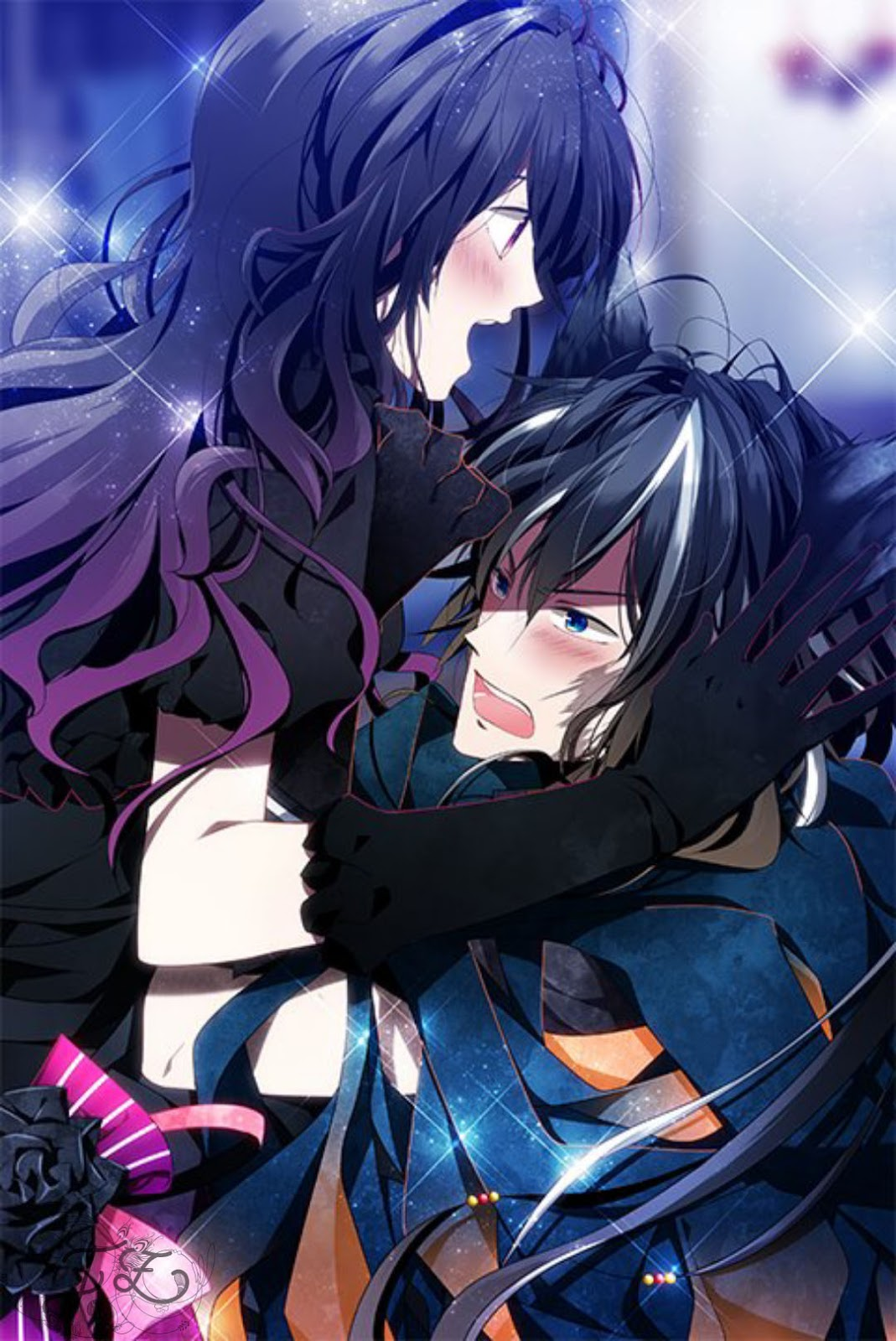 Ninja Love Shall We Date