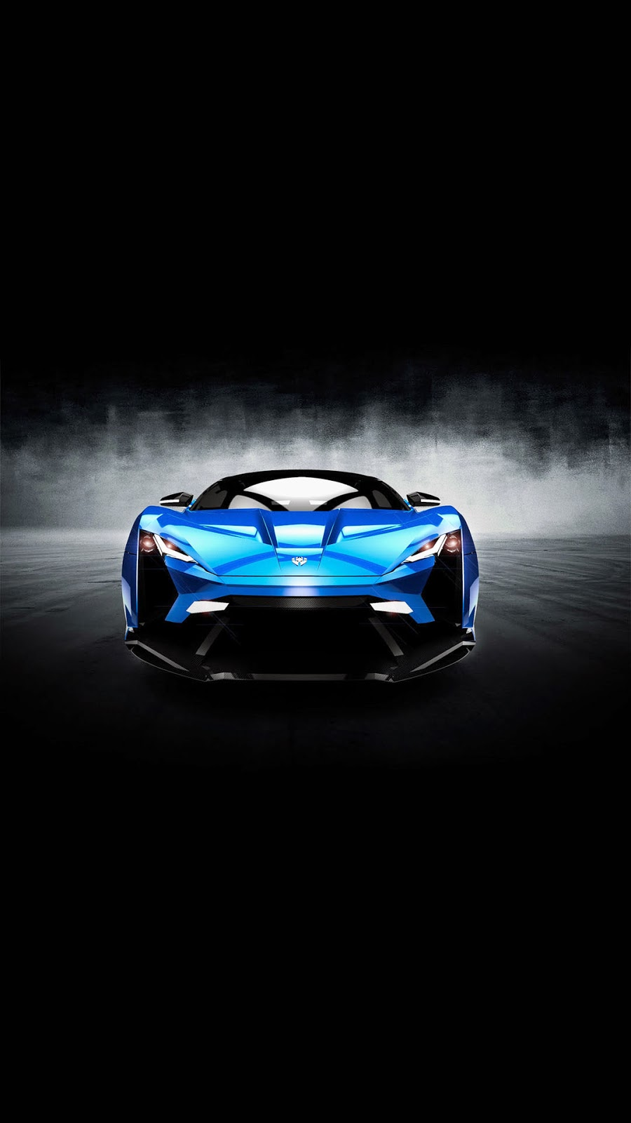 Marvelous Galaxy Note 3 Wallpaper   Supercar Blue