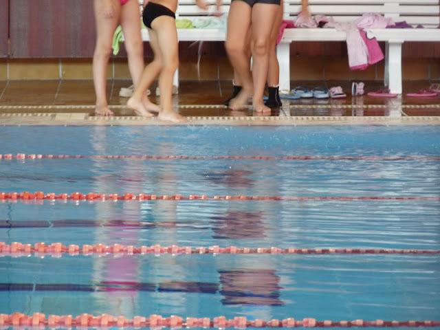 Cursos natación julio CDM Vicálvaro